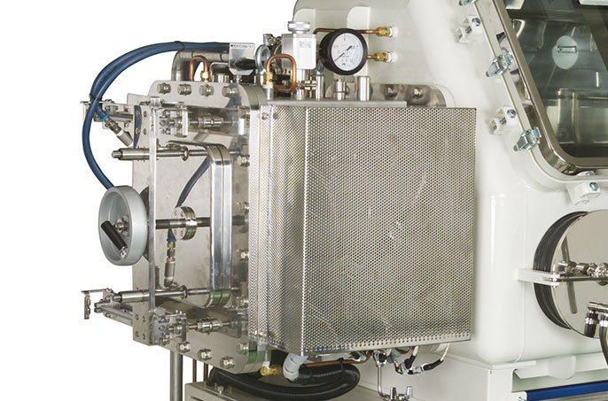 サイドボックス電気炉・乾燥炉